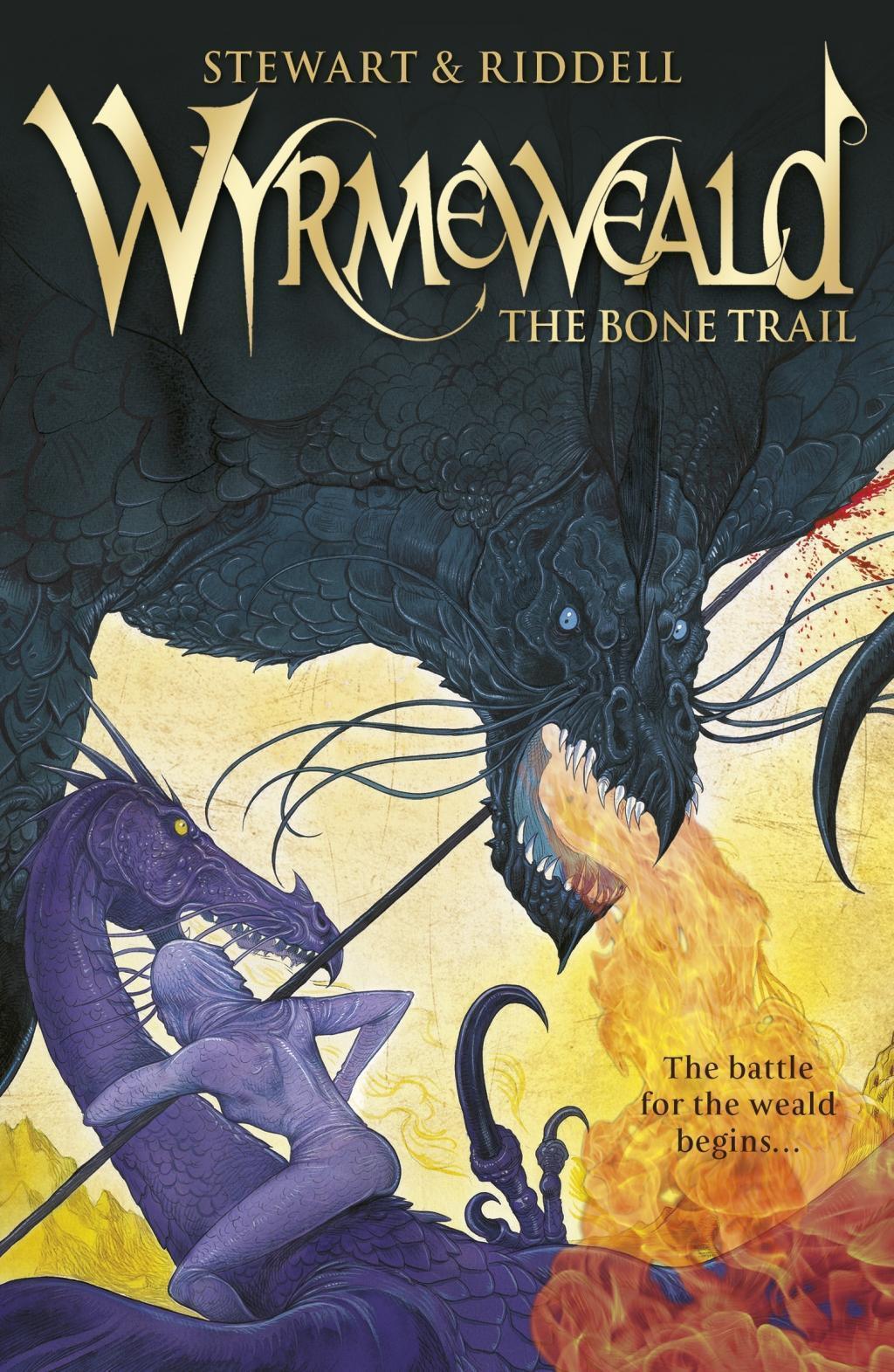 Wyrmeweald: The Bone Trail