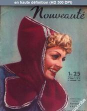 NOUVEAUTE numéro 46 du 12 novembre 1939