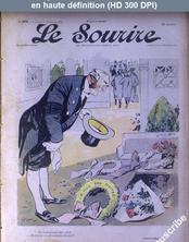 LE SOURIRE  numéro 222 du 23 janvier 1904