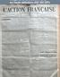 L' ACTION FRANCAISE  numéro 183 du 01 juillet 1912