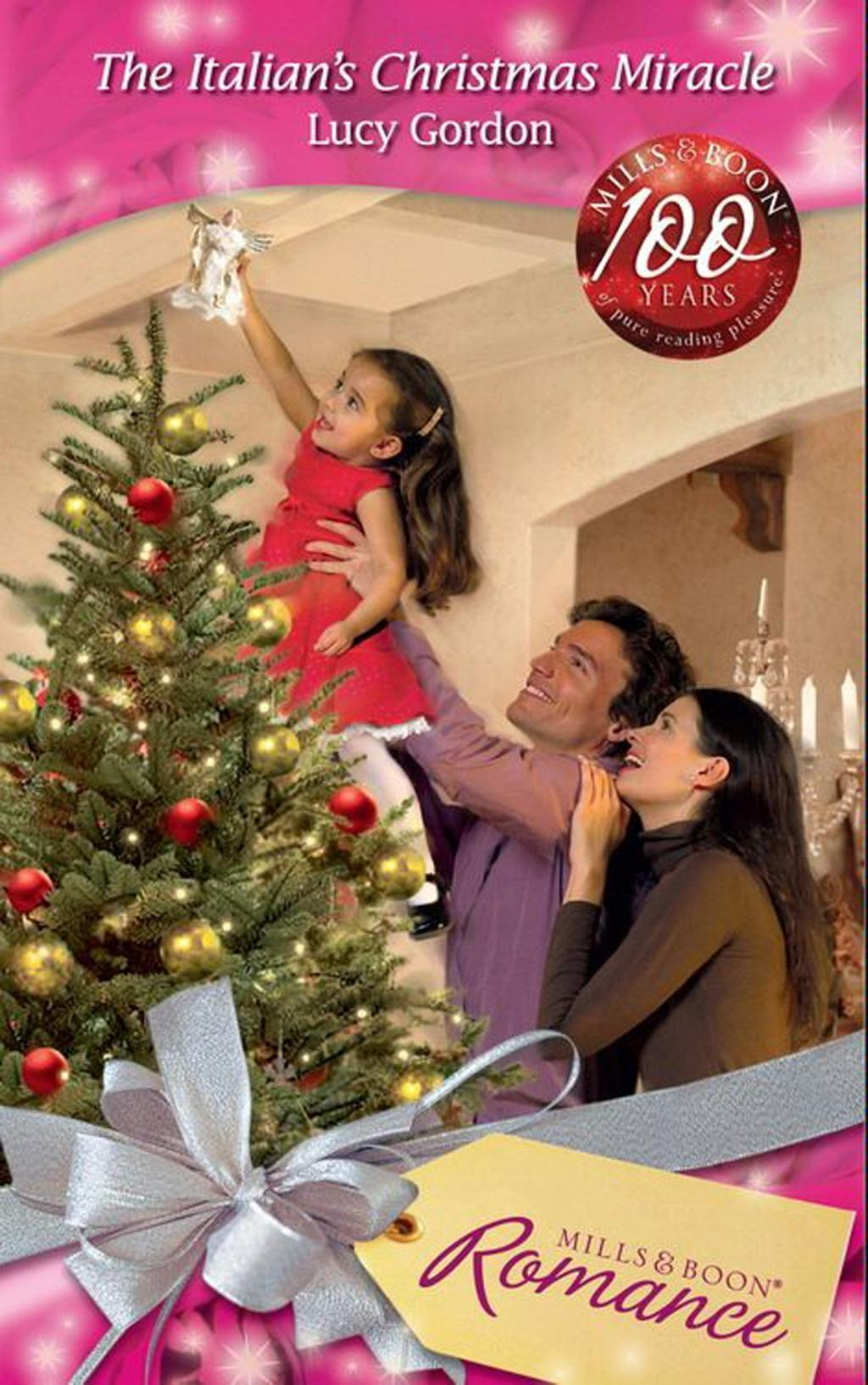 The Italian's Christmas Miracle (Mills & Boon Romance) (Heart to Heart, Book 21)