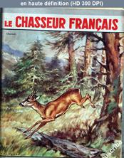 LE CHASSEUR FRANCAIS  numéro 710 du 01 avril 1956