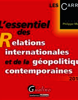 L'essentiel des relations internationales et de la géopolitique contemporaines 2015