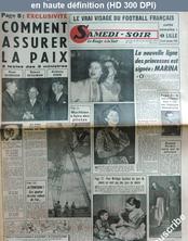 SAMEDI SOIR numéro 332 du 10 novembre 1951