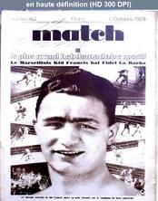 MATCH L'INTRAN numéro 162 du 15 octobre 1929