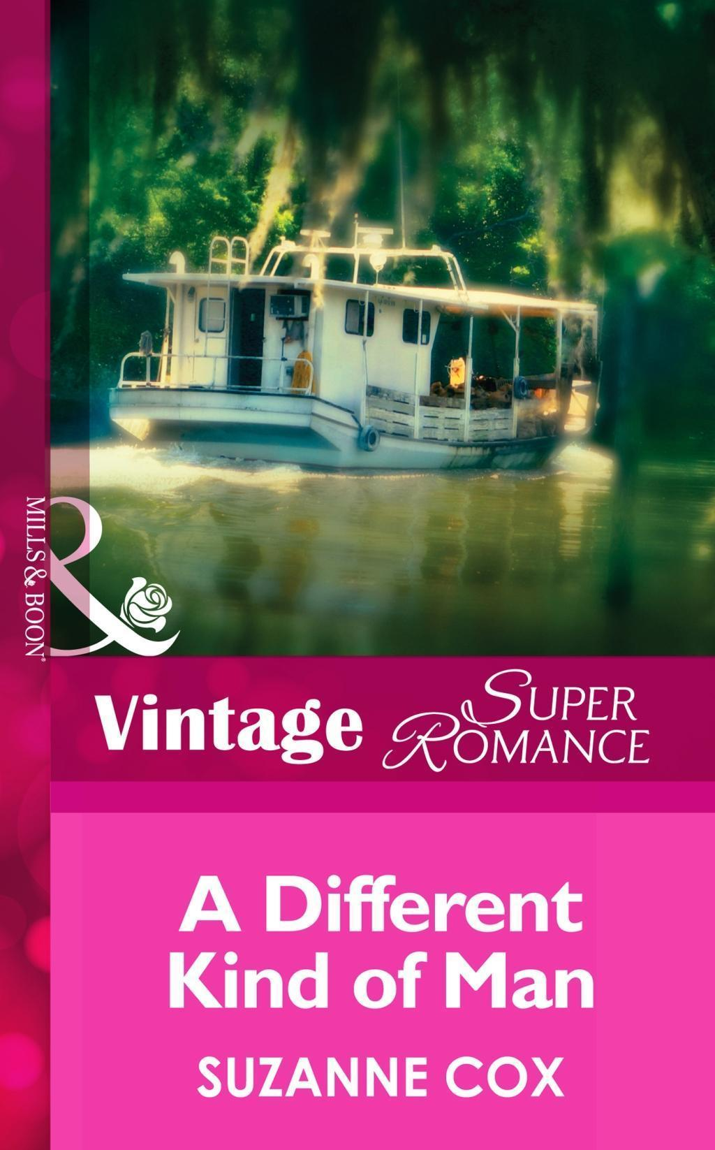 A Different Kind of Man (Mills & Boon Vintage Superromance) (Count on a Cop, Book 23)