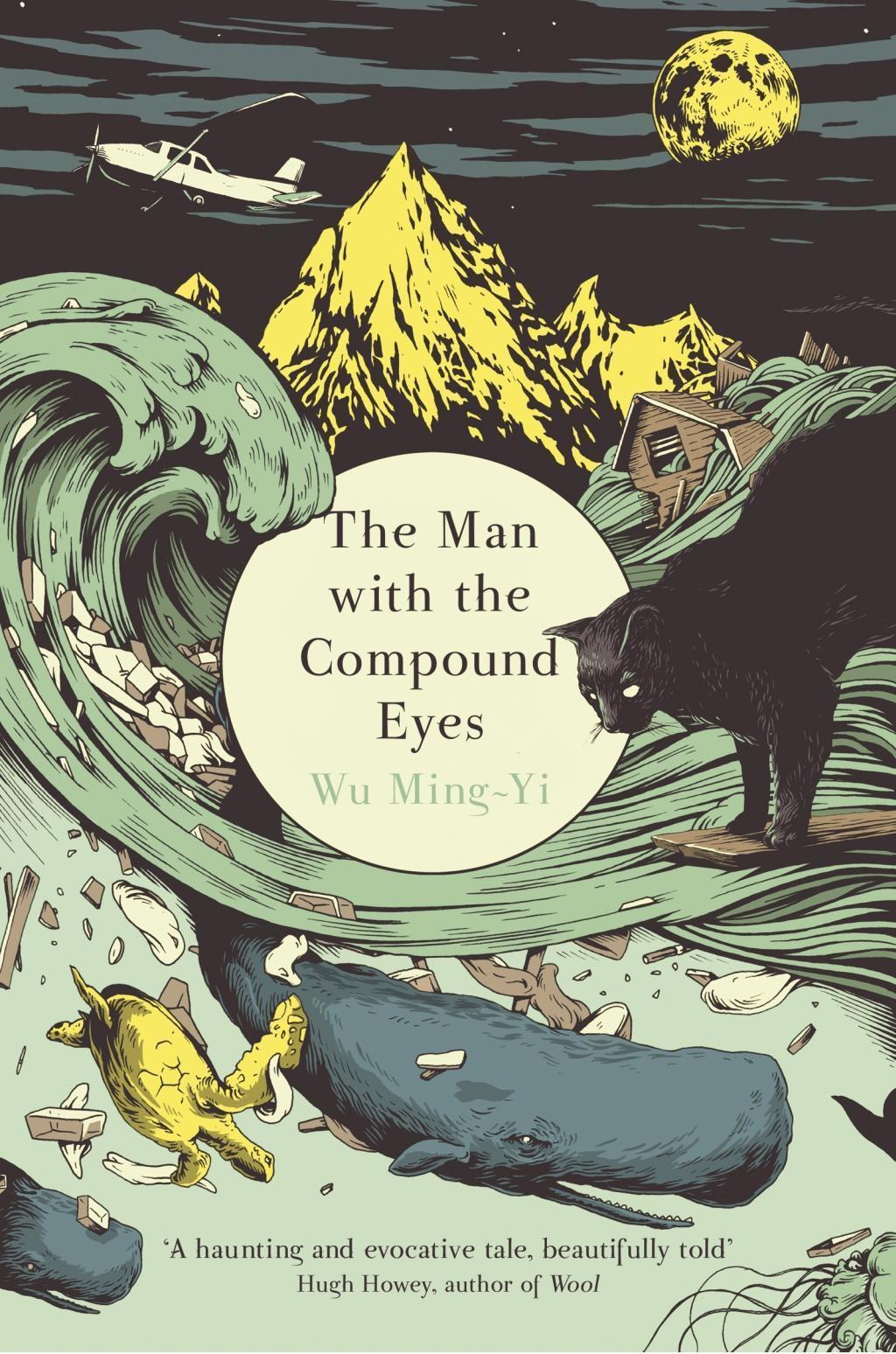 The Man with the Compound Eyes