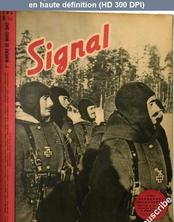 SIGNAL numéro 5 du 01 mars 1943