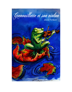 Grenouillette et son violon