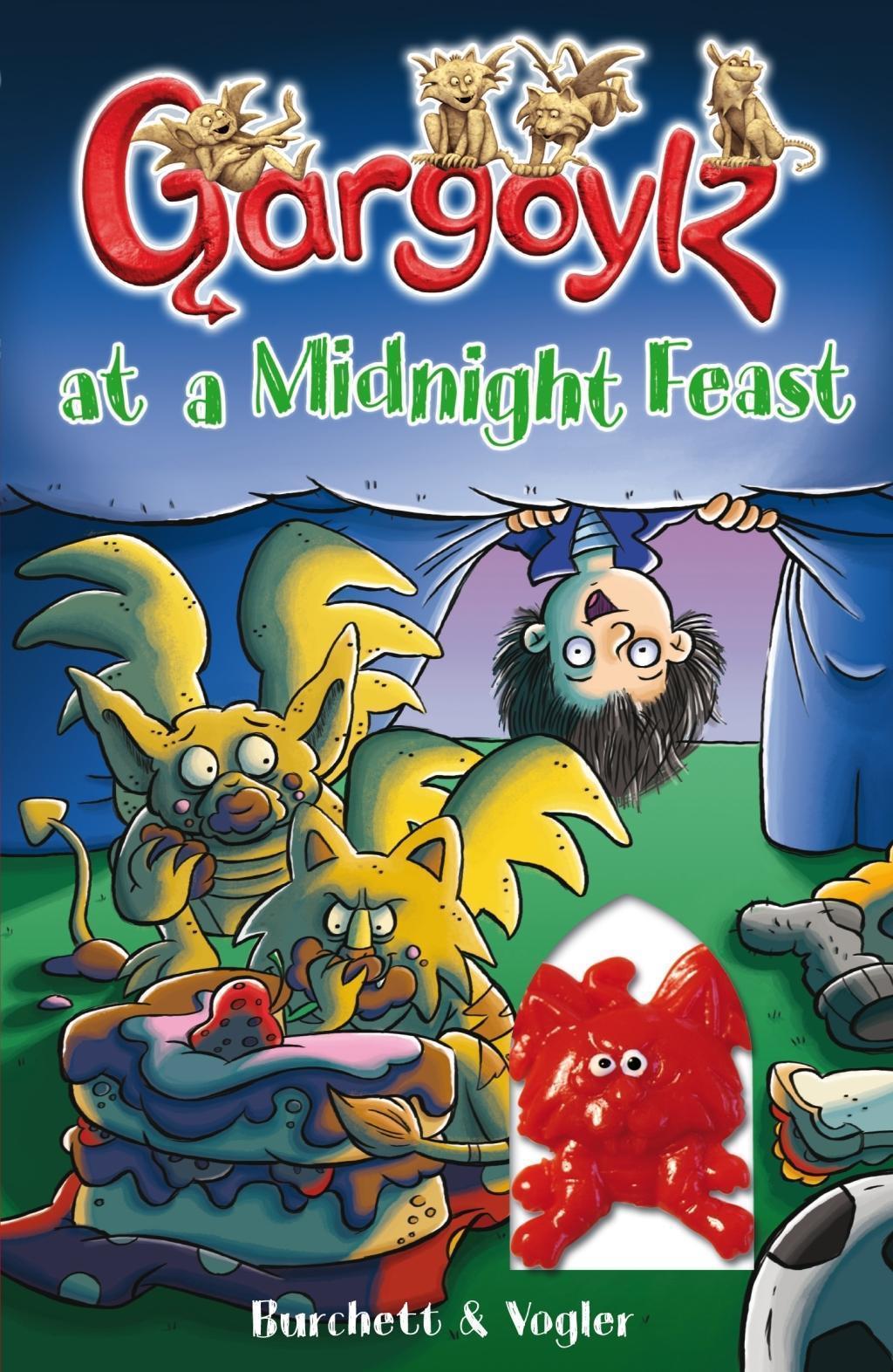 Gargoylz at a Midnight Feast