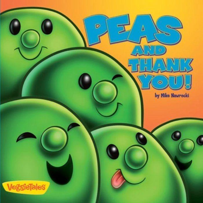 Peas and Thank You! / VeggieTales
