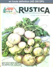 RUSTICA numéro 30 du 24 juillet 1955