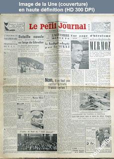 LE PETIT JOURNAL  numéro 27740 du 31 décembre 1938