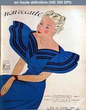 NOUVEAUTE numéro 21 du 07 novembre 1937