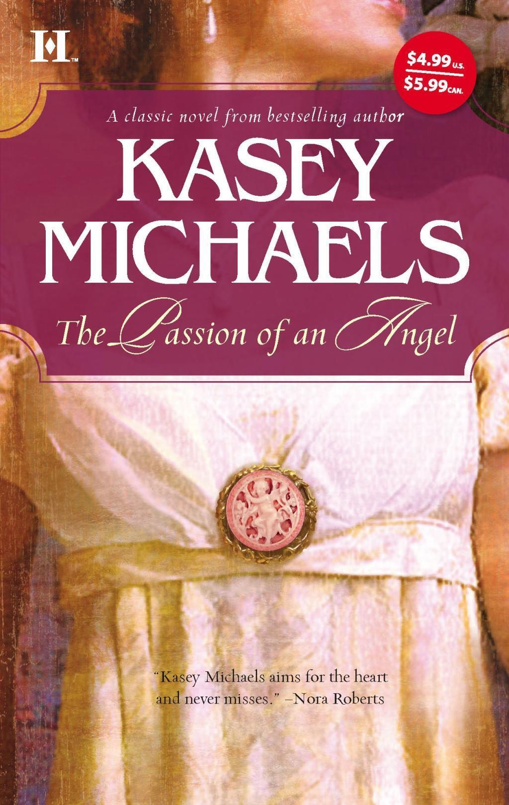 The Passion of an Angel (Mills & Boon M&B)