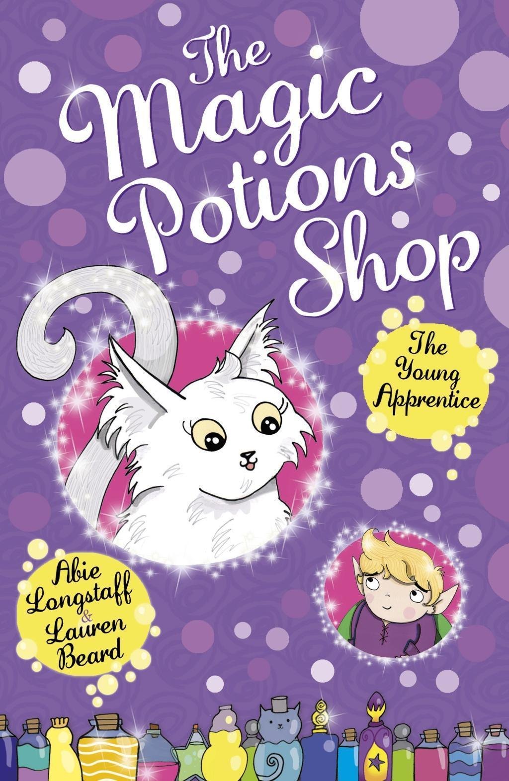 The Magic Potions Shop: The Young Apprentice
