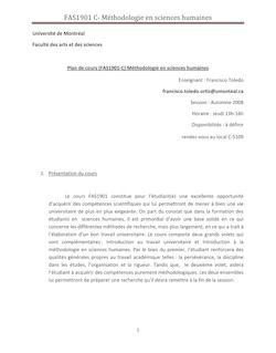 dissertation en sciences politiques... Mthodologie de la dissertation ...