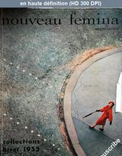 NOUVEAU FEMINA du 01 septembre 1955