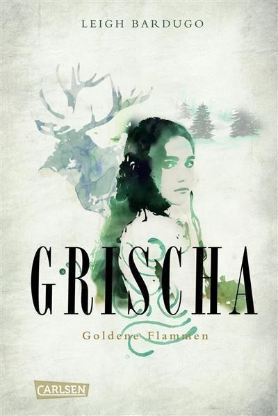 Grischa 01 - Goldene Flammen