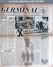 GERMINAL numéro 10 du 30 juin 1944