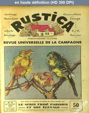 RUSTICA numéro 6 du 05 février 1933