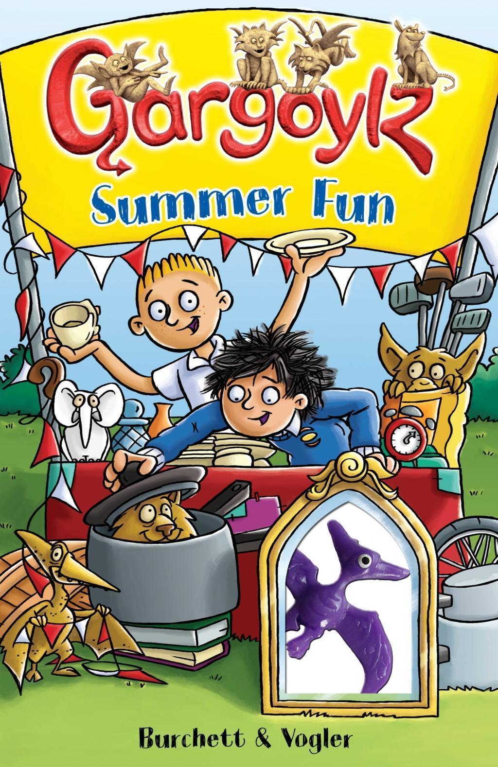 Gargoylz: Summer Fun