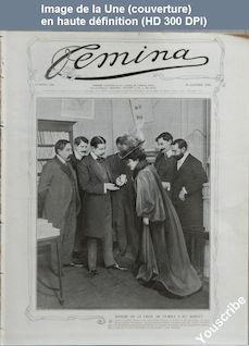 FEMINA numéro 120 du 15 janvier 1906
