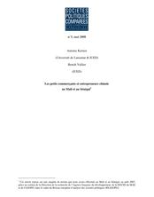 Rapport Chine afrique