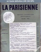 LA PARISIENNE  du 01 mars 1955