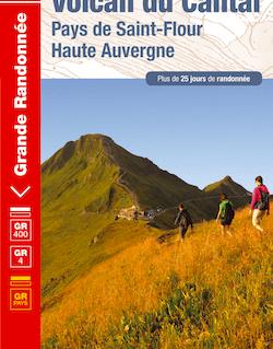 Volcan du Cantal (Pays de Saint-Flour et de Ruynes-en-Margeride) - 25 jours de randonnée