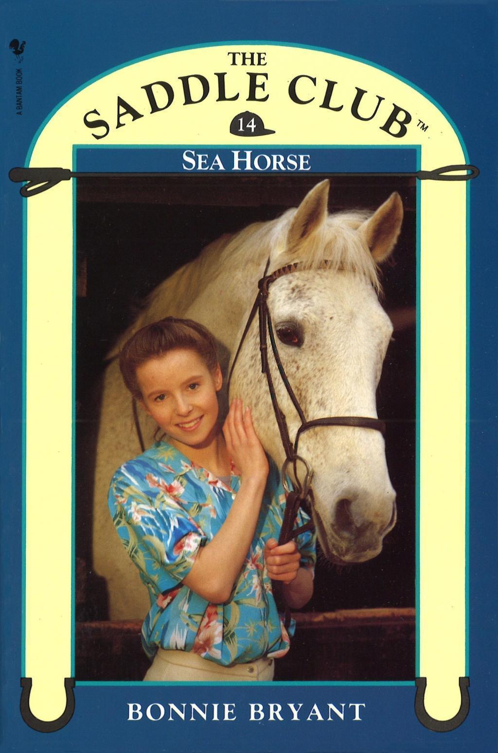 Saddle Club Book 14: Sea Horse