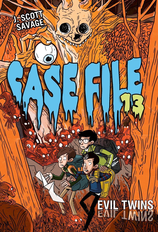 Case File 13 #3: Evil Twins