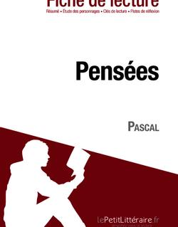 Pensées de Pascal (Fiche de lecture)