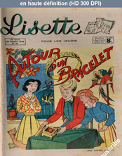 LISETTE numéro 39 du 26 septembre 1948