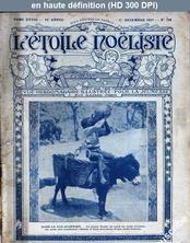 L' ETOILE NOELISTE  numéro 708 du 01 décembre 1927