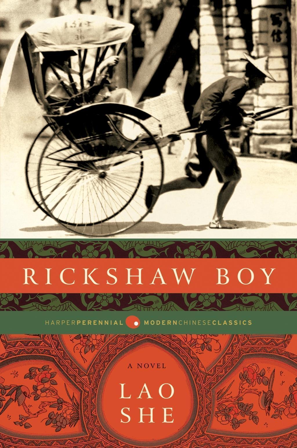 Rickshaw Boy