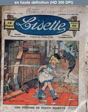LISETTE numéro 15 du 13 novembre 1921