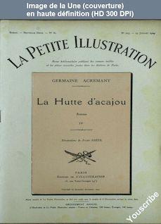 LA PETITE ILLUSTRATION THEATRE  numéro 203 du 19 juillet 1924