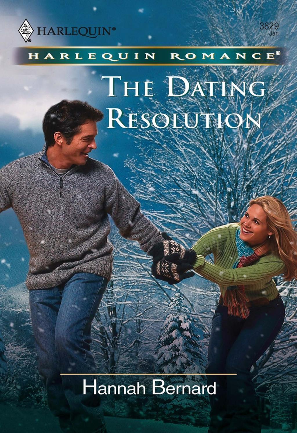 The Dating Resolution (Mills & Boon Cherish)