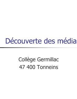 Collège Germillac Tonneins