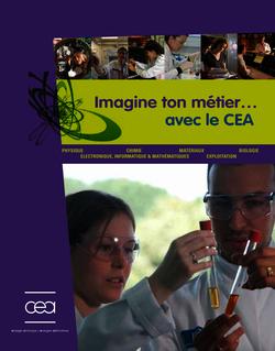 Imagine ton métier avec le CEA
