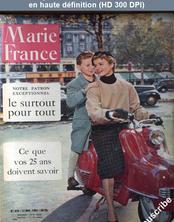 MARIE FRANCE numéro 416 du 17 novembre 1952