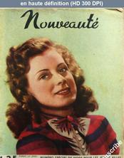 NOUVEAUTE numéro 21 du 26 mai 1940