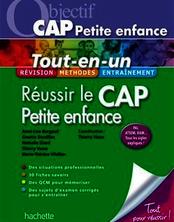 Objectif Concours CAP Petite Enfance - Tout en un - ebook - Ed.2011
