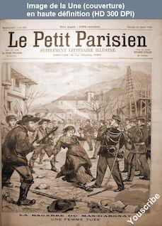 LE PETIT PARISIEN ILLUSTRE  numéro 364 du 26 janvier 1896