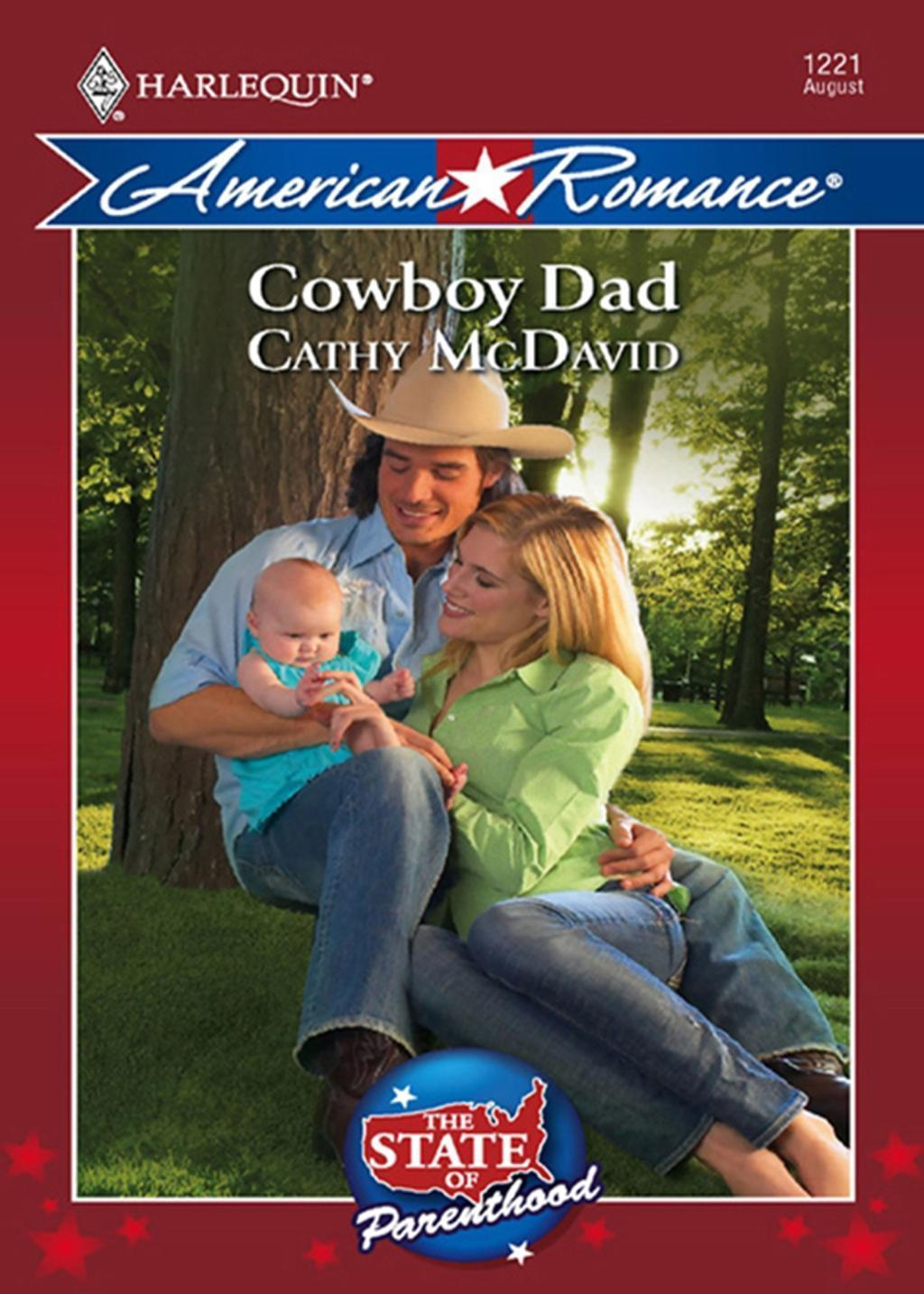 Cowboy Dad (Mills & Boon Love Inspired) (The State of Parenthood, Book 3)