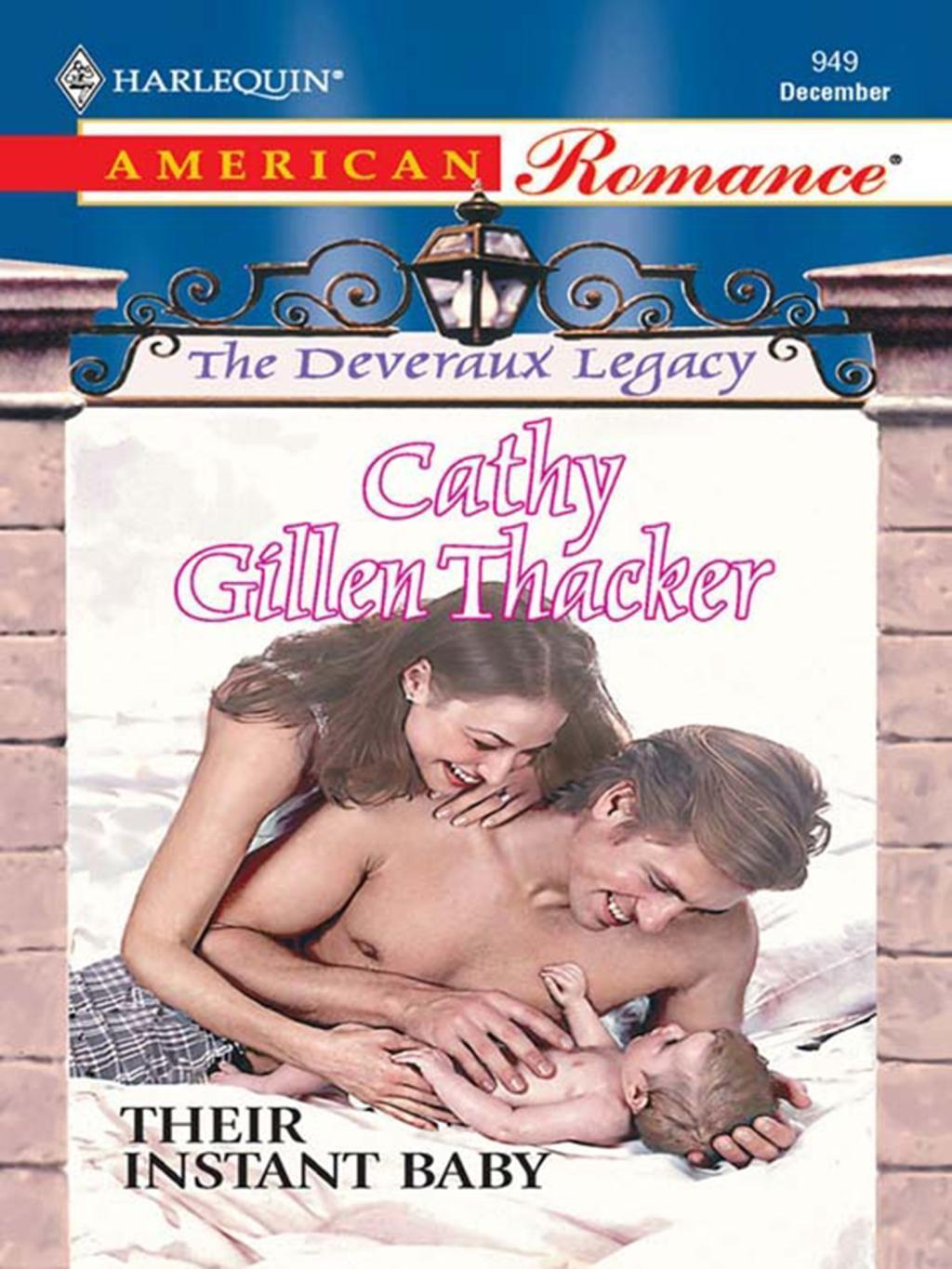 Their Instant Baby (Mills & Boon Love Inspired) (The Deveraux Legacy, Book 4)