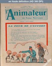 L' ANIMATEUR DES TEMPS NOUVEAUX  numéro 144 du 07 décembre 1928