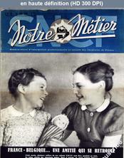NOTRE METIER LA VIE DU RAIL numéro 65 du 28 juin 1946
