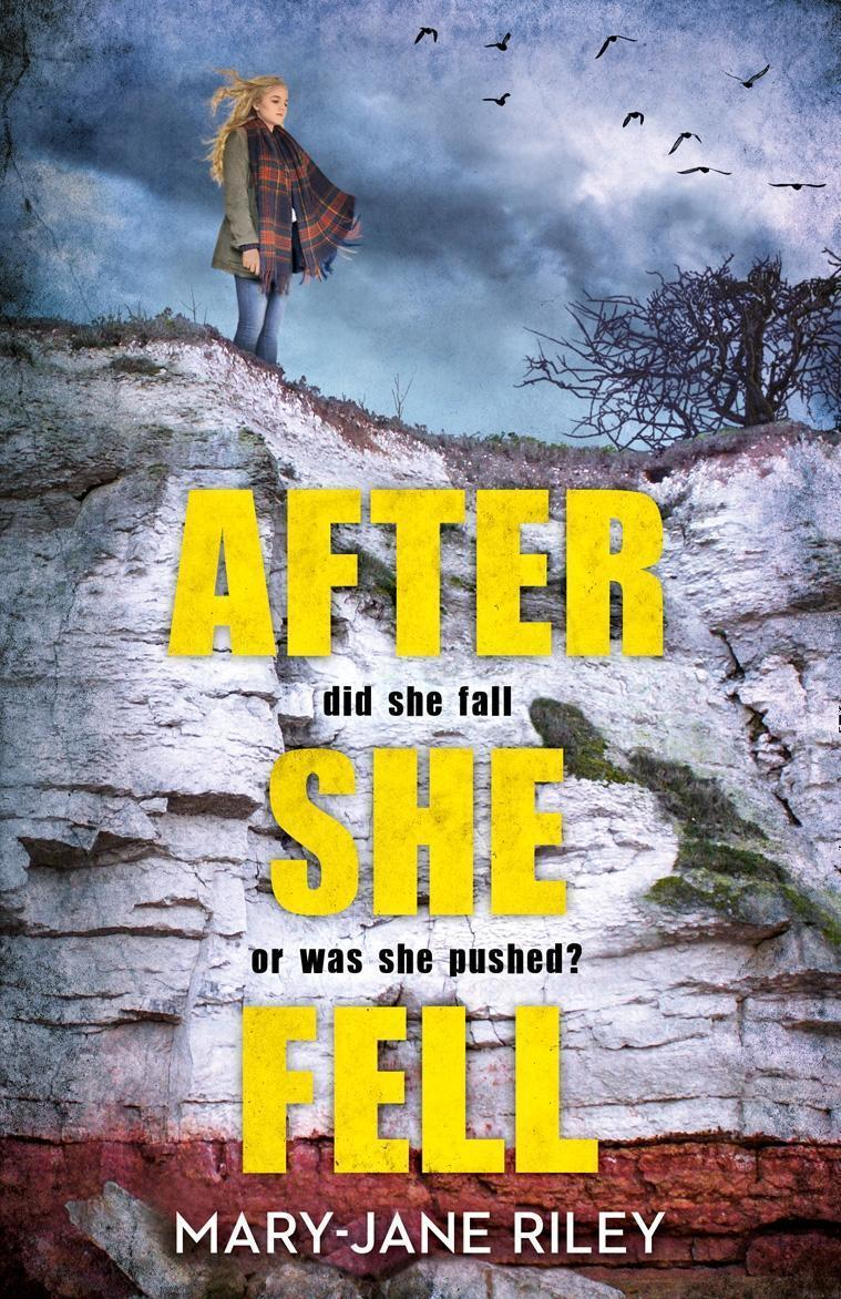 After She Fell: A haunting psychological thriller with a shocking twist
